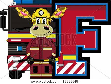 F Is For Fireman 14