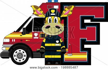 F Is For Fireman 17.eps