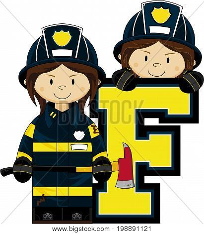 F Is For Fireman 43.eps