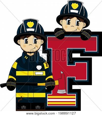 F Is For Fireman 44.eps