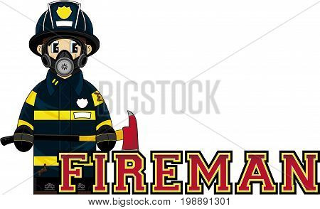 F Is For Fireman 100.eps