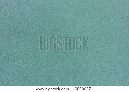 Abstract Pastel Paper Texture Background In Turquoise Green Color