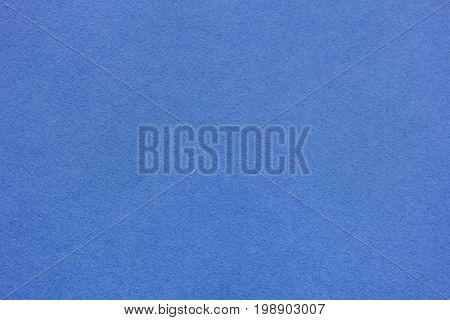 Blue Artistic Watercolor Paper. High Detailed Texture Background.