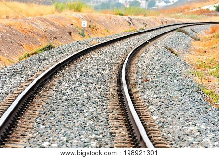 Train Rail Road