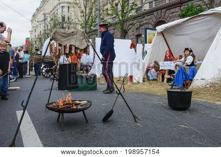 Napoleonic Era- Historical Reconstruction.