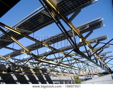 Industrial Solar Grid