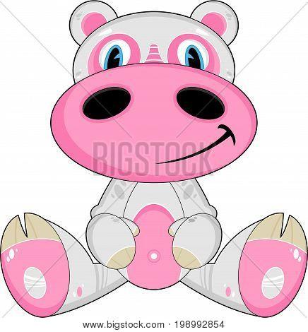 Cartoon Hippo 1.eps