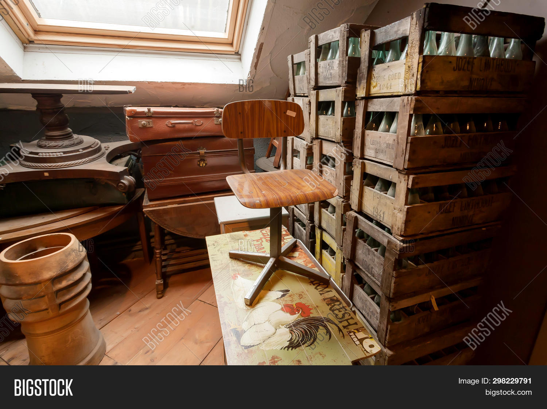 Brussels Belgium Old Image Photo Free Trial Bigstock