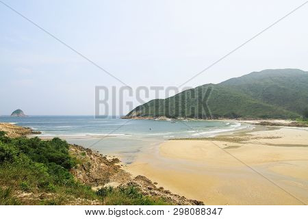 Nature View Of The Maclehose Trail