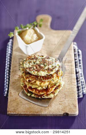 Potato Fritters