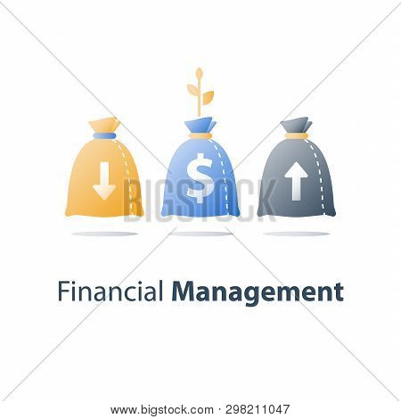 Financial Security, Finance Diversification, Currency Exchange, Fund Management, Capital Investment,