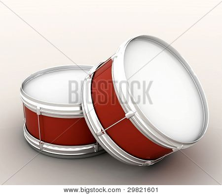 Two Drums
