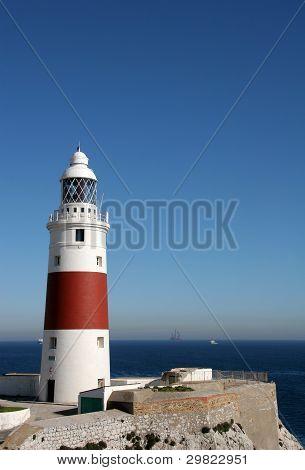 Trinity Lighthouse, Gibraltar