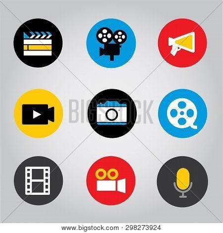 Touchscreen Smart Phone Mobile Application Button Icon Vector Illustration.