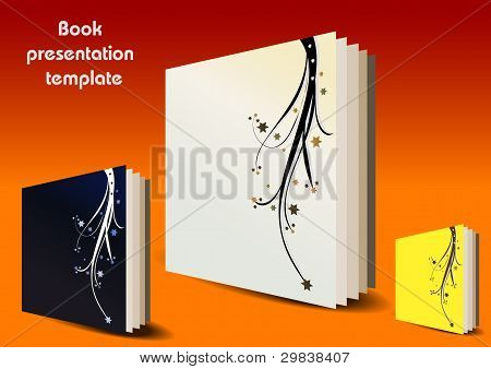 Book Presentation Template