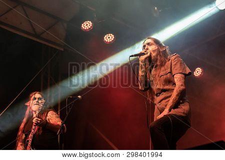 Finntroll At Insubria Festival (mi) 26-04-2019