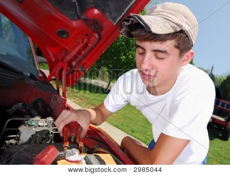 Teen Mechanic