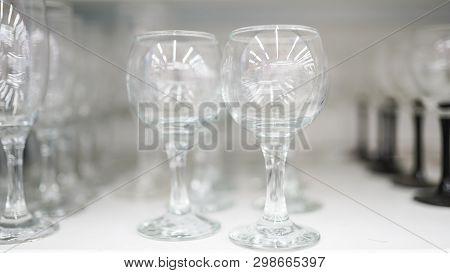 Glasses Stemware, Wine Glasses In The Market