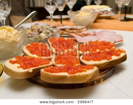 Celebratory Dinner