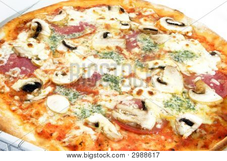 Pizza In Detail