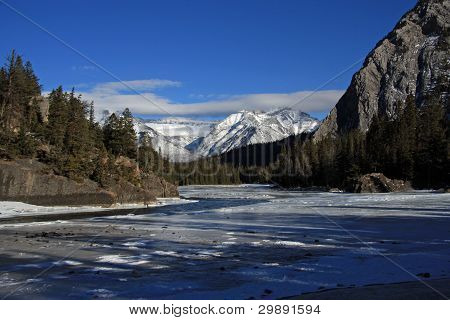 Bow River Ice