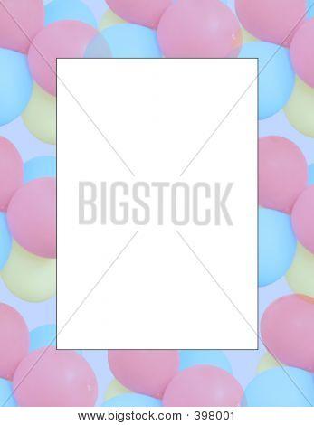 Balloon Stationary