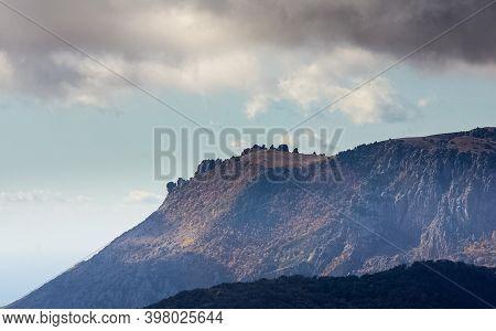 Beautiful Landscape Of Crimea, Nature Of Crimea.