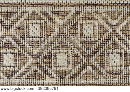 Floor Mat, Light Brown Pattern, Squares Of Different Sizes, Screen Saver, Background