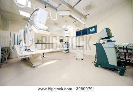 Equipo de escáner de cuerpo