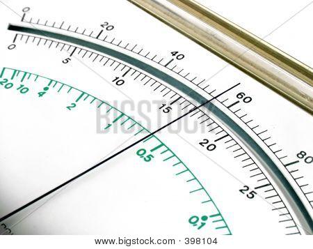 Measuring Device Display