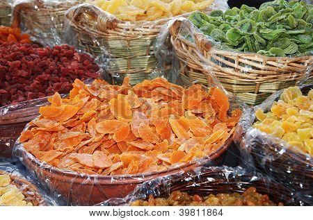 dryed fruits