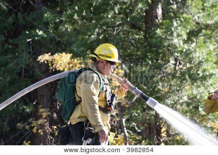 Weisshorn Fire
