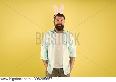 Chinese Zodiac. Man Rabbit Ears. Difference Between Rabbits And Hares. Male Rabbit Personality Trait