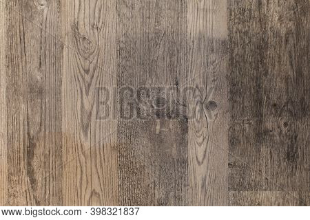 Parquet Board Texture, Horizontal Photography. Natural Wood Parquet, Wood Grain With Knots And Natur