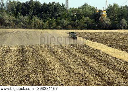 Agriculture And Farming In Romania