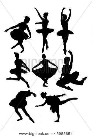 Positions Of Classical Ballet