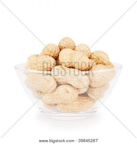 Bowl With Peanuts