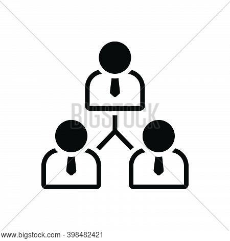 Black Solid Icon For Associate Partner Colleague Coworker Fellow-worker Workmate Ally Collaborator F