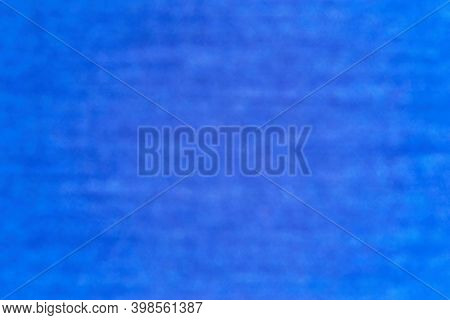 Blurred Spotted Blue Texture For Background Or Wallpaper
