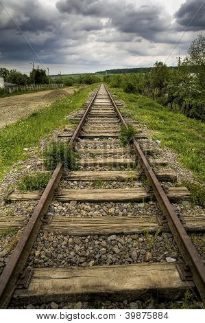 Old Beautiful Railroad
