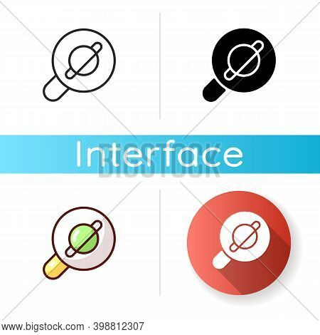 Browser App Icon. Internet Surfing. Accessing Information On World Wide Web. Viewing Websites. Softw