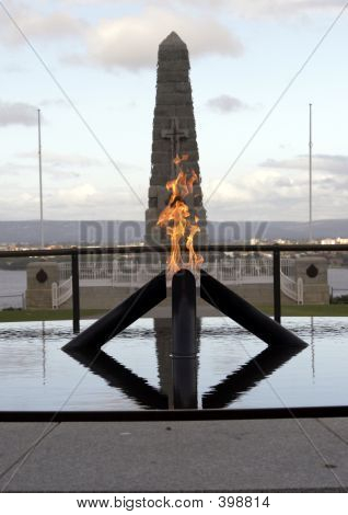 Flame Of Rememberance