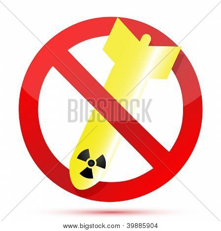 No Radioactive Bombs