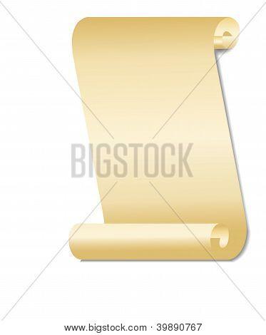 template parchment