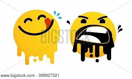 Bad Experience Feedback, Unhappy Client, Overeating , Tasteless, Service Quality, Angry Face, Mad Em