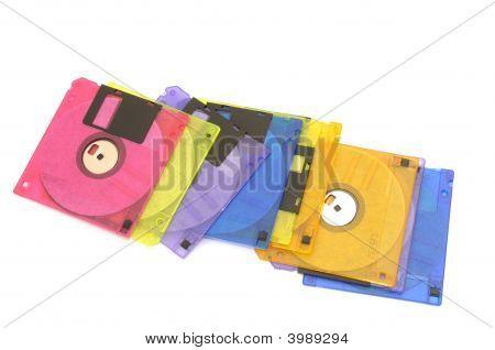 Color Floppy Disk
