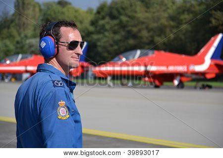 RAF - Red Arrows