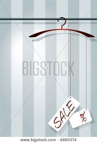Coat-hanger Sale