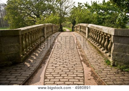 A Cobbled Bridge