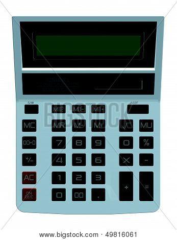 Electornic mathematics calculator